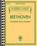 Schirmer's Library of Musical Classics Vol. 2103 : Ludwig Van Beethoven - Complete Piano Sonatas