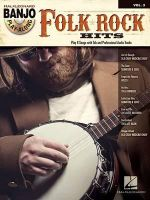 Banjo Play Along Volume 3 Folk Rock Hits Bjo Bk/CD : Banjo Play-Along Volume 3 - Hal Leonard Publishing Corporation