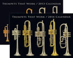 Trumpets That Work 2013 & 2014 Calendar Bundle