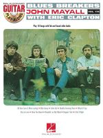 Blues Breakers with John Mayall & Eric Clapton : Guitar Play-Along Vol. 176