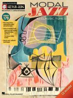 Jazz Play-Along: Volume 179 : Modal Jazz (Book/CD) - Hal Leonard Publishing Corporation