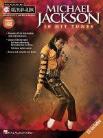 Jazz Play Along Volume 180 Jackson Michael 10 Hit Tunes Bk/CD