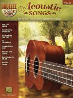 Ukulele Play Along Volume 30 Acoustic Songs Uke Bk/CD : Ukulele Play-Along Volume 30 - Hal Leonard Publishing Corporation