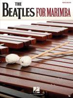 Beatles the for Marimba Perc Book