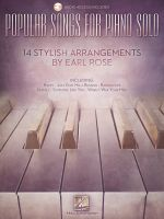 Popular Songs for Piano Solo - 14 Stylish Arrangements : Intermediate to Advanced Level - Hal Leonard Publishing Corporation