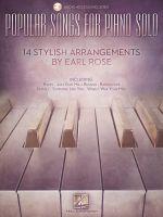 Popular Songs Piano Solo 14 Stylish Int-Adv : Intermediate to Advanced Level - Hal Leonard Publishing Corporation