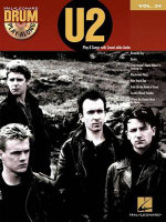 U2 : Drum Play-Along Volume 34