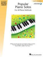 Hal Leonard Student Piano Library: Level 3 : Popular Piano Solos - Hal Leonard Publishing Corporation