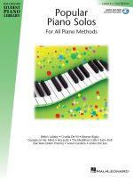 Popular Piano Solos - Level 4 : Hal Leonard Student Piano Library - Hal Leonard Publishing Corporation