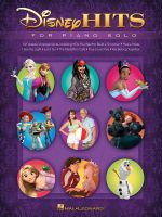 Disney Hits for Piano Solo Pf Book - Hal Leonard Publishing Corporation