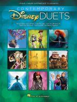 Contemporary Disney Duets : Intermediate to Advanced Level - Hal Leonard Publishing Corporation