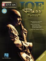Joe Pass : Jazz Play-Along Volume 186