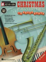 Christmas Favorites : Jazz Play-Along Volume 111 - Hal Leonard Publishing Corporation