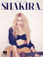 Shakira Pvg Artist Songbook Pvg Book