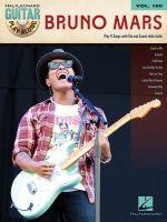 Bruno Mars : Guitar Play-Along Volume 180