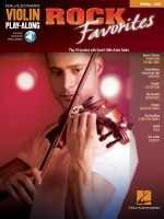 Rock Favorites : Violin Play-Along Volume 49