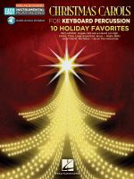 Easy Instrumental Play Along Christmas Carols Kbd Bk/Online Audio - Hal Leonard Publishing Corporation