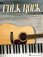 Todays Folk Rock Hits Pvg Songbook Bk