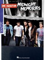 One Direction Midnight Memories Pvg Songbook Bk