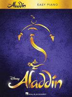 Menken Alan Aladdin Broadway Musical Easy Piano Vocal Selections Book