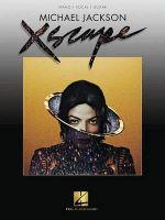 Michael Jackson Xscape Songbook Piano Vocal Guitar