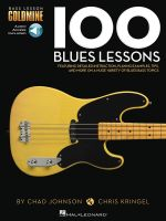 Bass Lesson Goldmine : 100 Blues Lessons (Book/Online Audio) - Hal Leonard Publishing Corporation