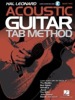 Hal Leonard Acoustic Guitar Tab Method - Book 2 - Jeff Schroedl