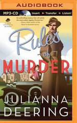 Rules of Murder - Julianna Deering
