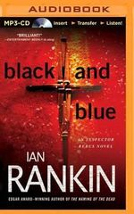 Black and Blue - Ian Rankin