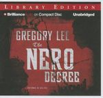 The Nero Decree - Gregory Lee