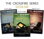 Sylvia Day Crossfire Series Boxed Set : Bared to You, Reflected in You, and Entwined with You - Sylvia Day