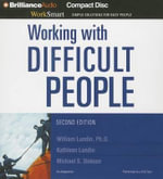 Working with Difficult People - William Lundin