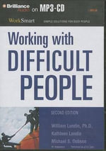 Working with Difficult People - Kathleen Lundin