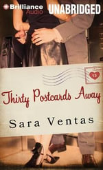 Thirty Postcards Away - Sara Ventas