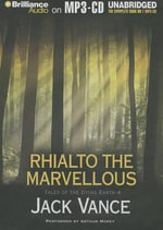 Rhialto the Marvellous - Jack Vance