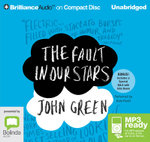 The Fault In Our Stars (MP3) - John Green