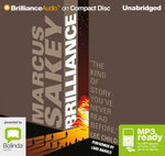 Brilliance (MP3) - Marcus Sakey