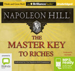 The Master Key To Riches (MP3) - Napoleon Hill