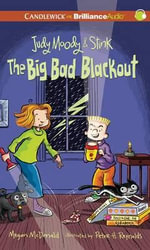 The Big Bad Blackout : The Big Bad Blackout - Megan McDonald