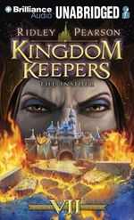 The Insider : Kingdom Keepers - Ridley Pearson