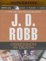 Obsession in Death : In Death - J D Robb