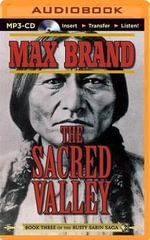 The Sacred Valley - Max Brand
