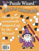 World of Crosswords No. 47 : Over 200 Puzzles - The Puzzle Wizard