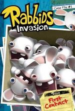 Rabbids Invasion : Case File 1 : First Contact - David Lewman