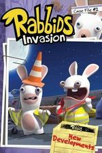 Rabbids Invasion : Case File 2 : New Developments - David Lewman
