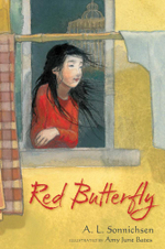 Red Butterfly - A.L. Sonnichsen