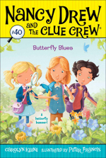 Butterfly Blues : Nancy Drew and the Clue Crew - Carolyn Keene