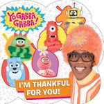 I'm Thankful for You! - Cordelia Evans