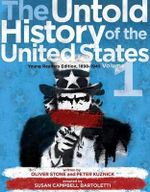 The Untold History of the United States, Volume 1 : Young Readers Edition, 1898-1963 - Oliver Stone