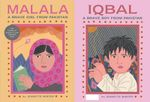 Malala a Brave Girl from Pakistan / Iqbal a Brave Boy from Pakistan - Jeanette Winter